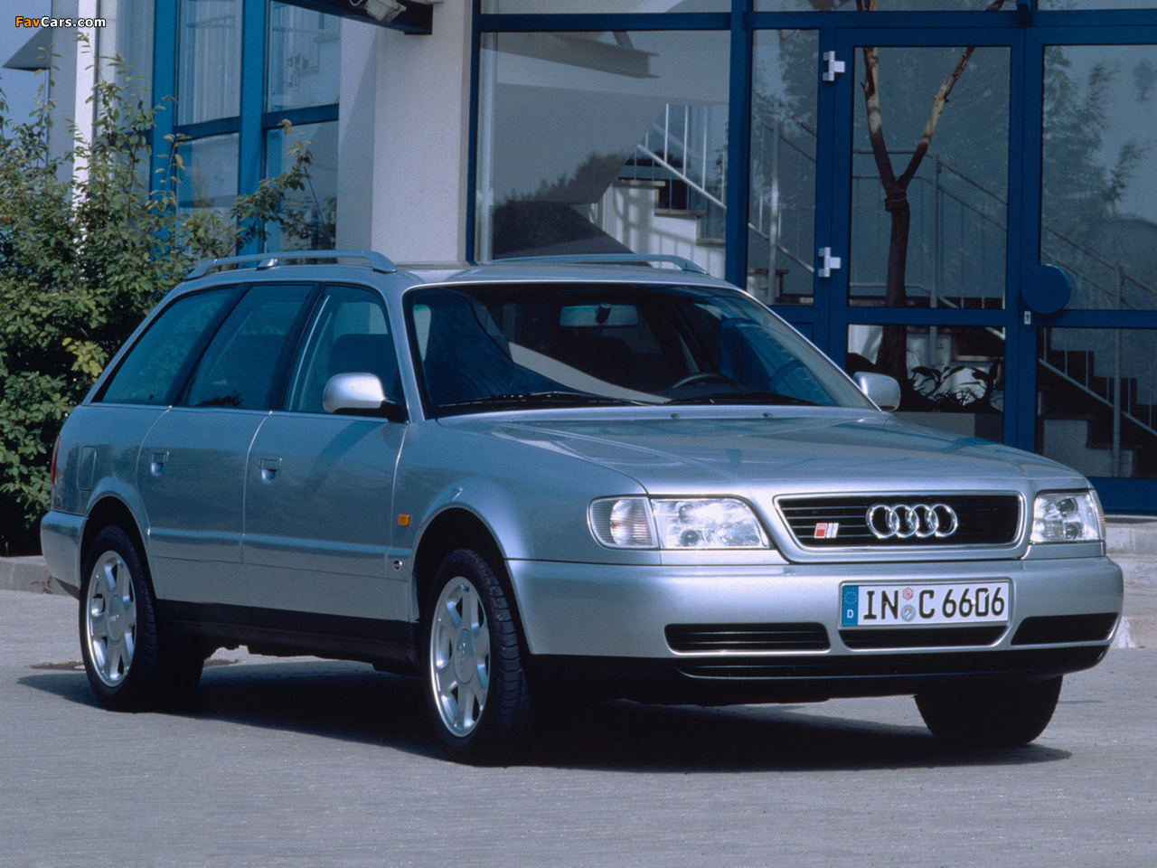 Audi S6 Avant 4a C4 1994 97 Wallpapers 1280x960