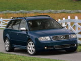 Audi S6 Avant US-spec (4B,C5) 1999–2004 wallpapers