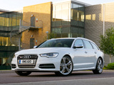 Audi S6 Avant UK-spec (4G,C7) 2012 wallpapers