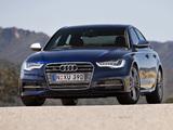 Audi S6 Sedan AU-spec (4G,C7) 2012 wallpapers
