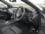 Audi S7 Sportback UK-spec 2012 images