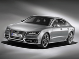 Audi S7 Sportback 2012 images
