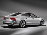 Audi S7 Sportback 2012 photos