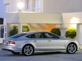 Audi S7 Sportback ZA-spec 2012 photos