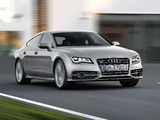 Audi S7 Sportback 2012 pictures