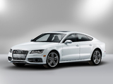 Audi S7 Sportback US-spec 2012 pictures