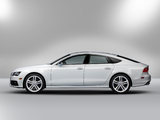 Audi S7 Sportback US-spec 2012 wallpapers