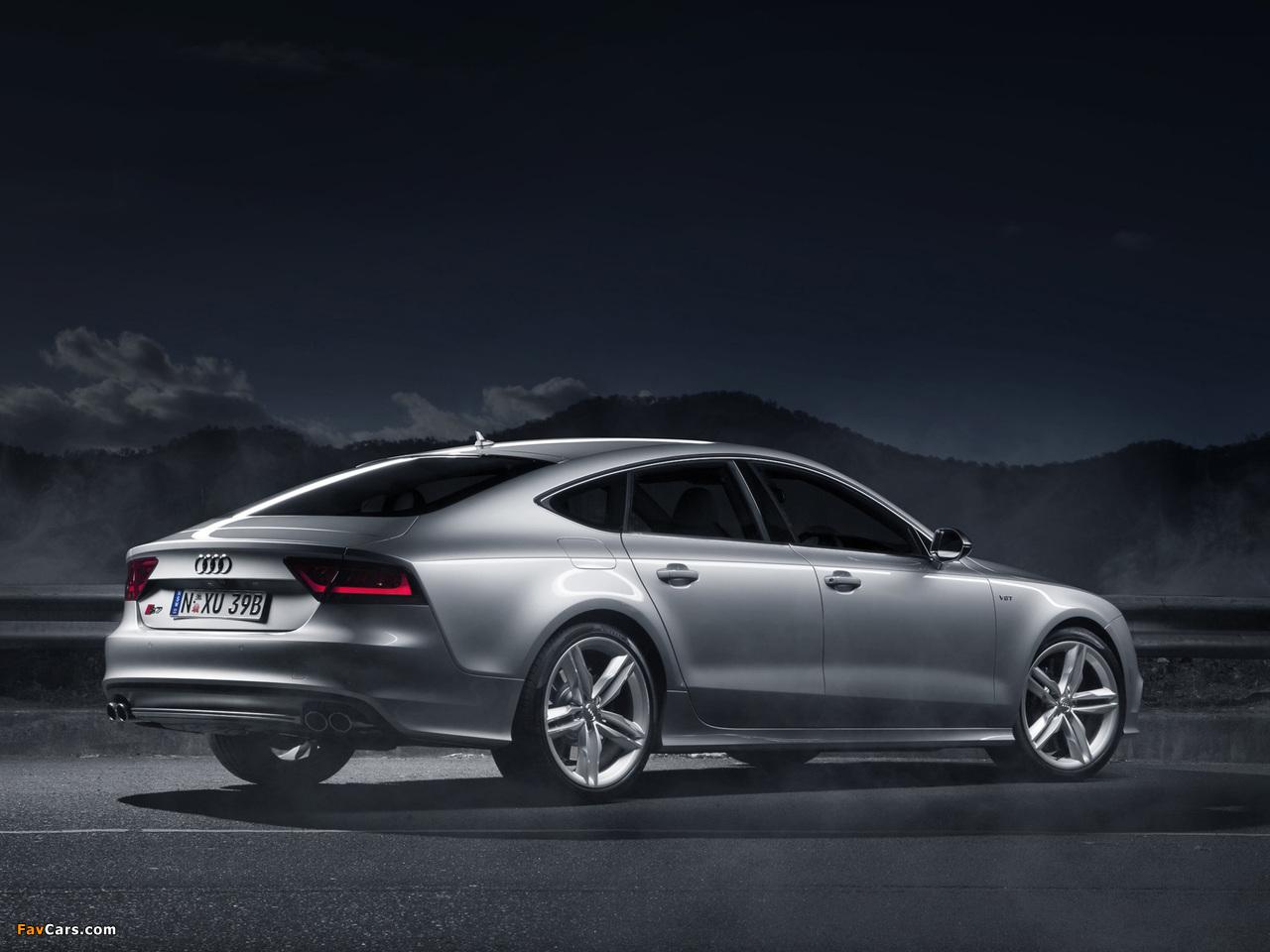 Images Of Audi S7 Sportback Au Spec 2012 1280x960