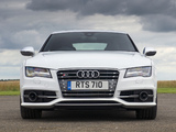 Photos of Audi S7 Sportback UK-spec 2012