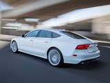 Photos of Audi S7 Sportback US-spec 2012