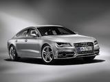 Photos of Audi S7 Sportback 2012