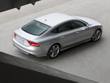 Pictures of Audi S7 Sportback 2012
