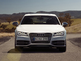 Pictures of Audi S7 Sportback AU-spec 2012