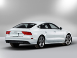 Pictures of Audi S7 Sportback US-spec 2012