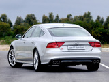 Audi S7 Sportback ZA-spec 2012 wallpapers