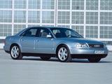 Audi S8 (D2) 1996–99 photos