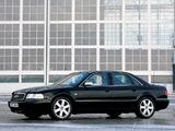 Audi S8 (D2) 1999–2002 pictures