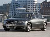 Audi S8 (D3) 2005–08 images