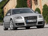 Audi S8 (D3) 2005–08 photos