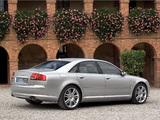 Audi S8 (D3) 2005–08 pictures
