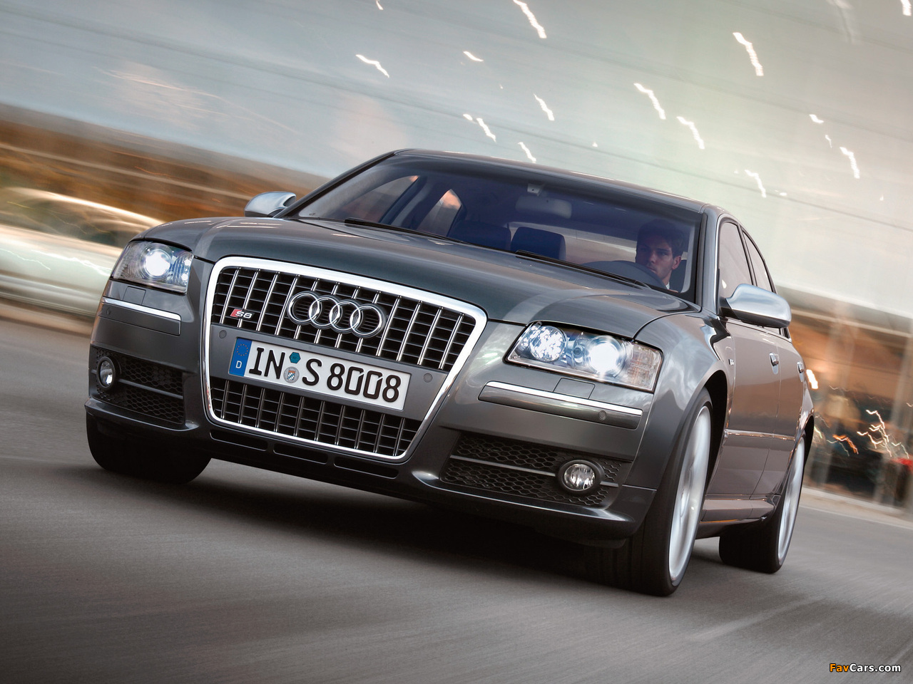 Audi S8 D3 2005 08 Wallpapers 1280x960
