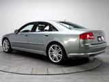 Audi S8 US-spec (D3) 2008–11 photos
