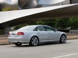 Audi S8 US-spec (D3) 2008–11 pictures