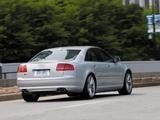Audi S8 US-spec (D3) 2008–11 wallpapers