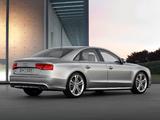 Audi S8 (D4) 2012 images