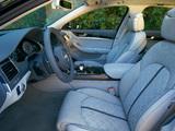 Audi S8 US-spec (D4) 2012 images