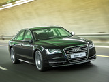 Audi S8 ZA-spec (D4) 2012 images