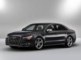 Audi S8 US-spec (D4) 2012 photos