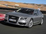 Audi S8 (D4) 2012 pictures