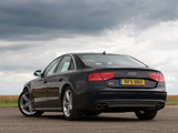 Audi S8 UK-spec (D4) 2012 pictures