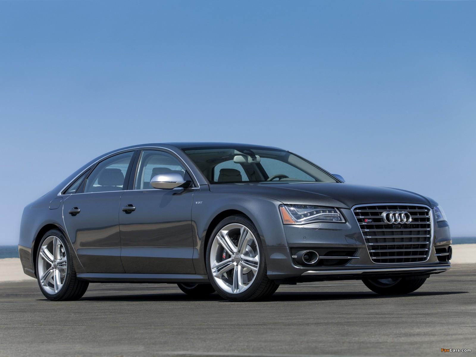 Audi S8 Us Spec D4 2012 Pictures 1600x1200