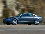 Audi S8 US-spec (D4) 2012 wallpapers