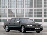 Images of Audi S8 (D2) 1999–2002