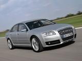 Images of Audi S8 (D3) 2005–08