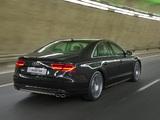 Images of Audi S8 ZA-spec (D4) 2012