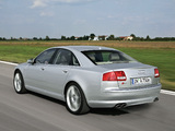Photos of Audi S8 (D3) 2005–08