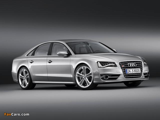 Photos Of Audi S8 D4 2012 640x480