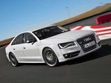 Photos of Audi S8 (D4) 2012
