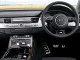 Photos of Audi S8 UK-spec (D4) 2012