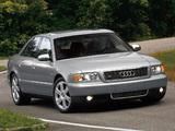 Audi S8 US-spec (D2) 1999–2002 wallpapers