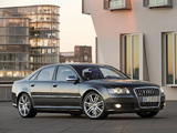 Audi S8 (D3) 2005–08 wallpapers
