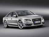 Audi S8 (D4) 2012 wallpapers