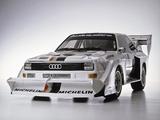 Audi Sport Quattro S1 Pikes Peak Hill Climb 1986–87 pictures