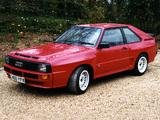 Images of Audi Sport quattro UK-spec 1984–86