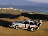 Photos of Audi Sport Quattro S1 Pikes Peak Hill Climb 1986–87