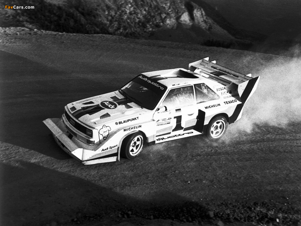 Photos of Audi Sport Quattro S1 Pikes Peak Hill Climb 1986–87 (1024x768)